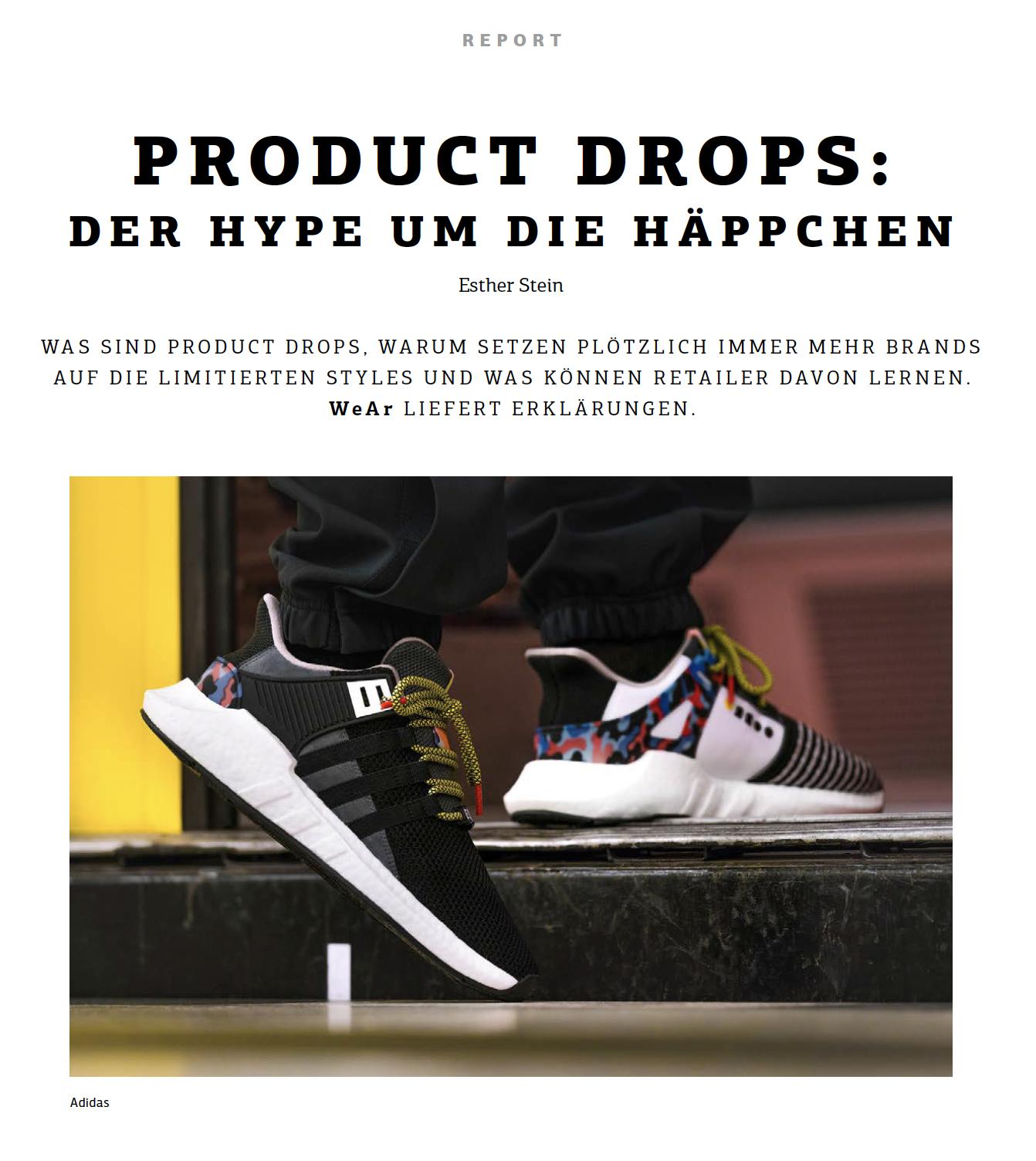 Product Drops